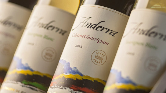 Anderra Chile wine